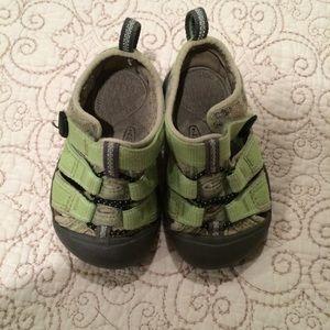 Keen Sandals, Size 4